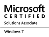 Microsoft Certified Solutions Associate logo